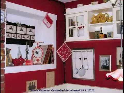 Oma´S Küche Im Ostseebad Binz Auf Rügen - Youtube
