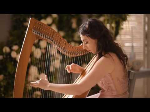 Only Time (Enya harp cover)- Helen Seleznyova