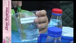 дФ. рН поливочной воды (теория и практика)