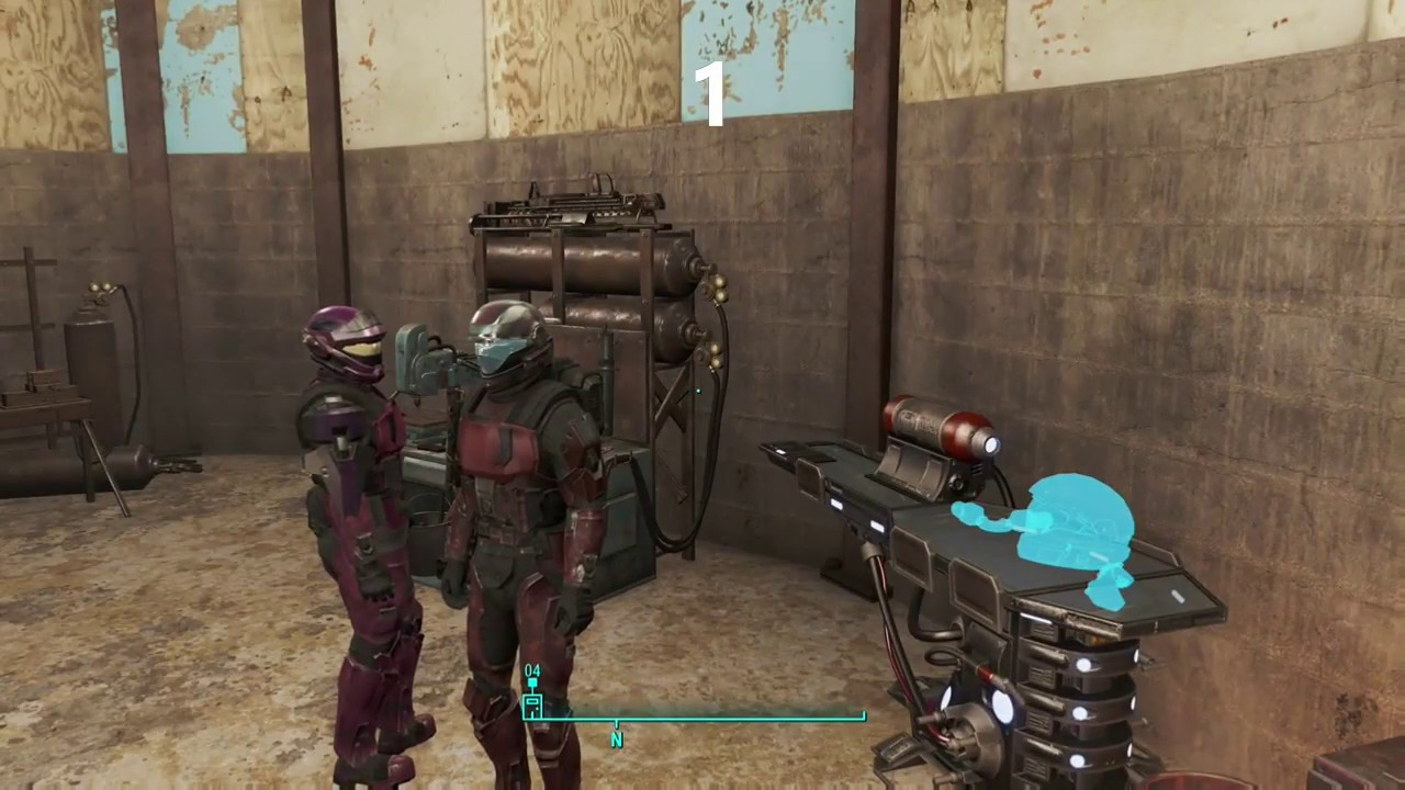 Top 5 Fallout 4 Halo Mods on Xbox One