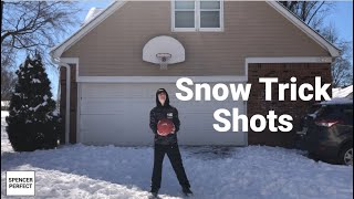 Snow Trick Shots   Spencer Perfect