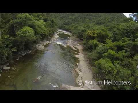 Maya Mountains River Expedition Aerials