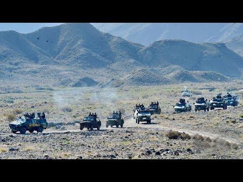CHINA ARMY DRILL
