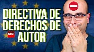 ⛔️ La Unión Europea rechaza la directiva de derechos de autor   La red de Mario