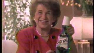 Dr. Ruth 1987 Signal Mouthwash Commercial
