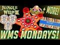 ⭐️ TOP STARS ⭐️ Slot Machine Bonus and Super Big Win! WMS Mondays S1E8