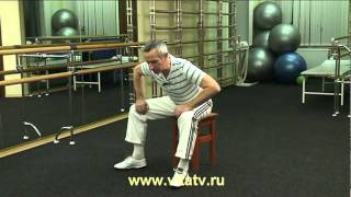 Артроз тазобедренного сустава. Лечение и омоложение
