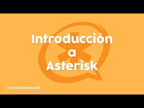 Introducción a sistema Asterisk