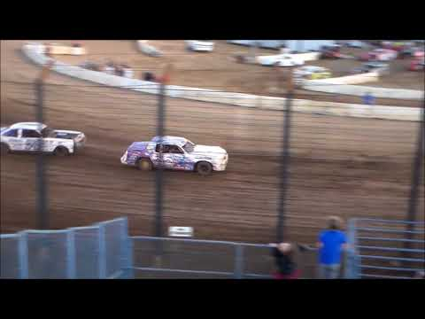 Street Stock Main Event - Winter Heat Series - Perris Auto Speedway 1.13.18