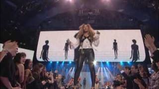 Beyonce - Single ladies live @ World Music Awards 2008