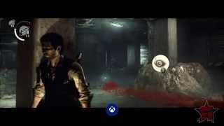Evil Within: Tentacle Monster Boss Fight - Chapter 14
