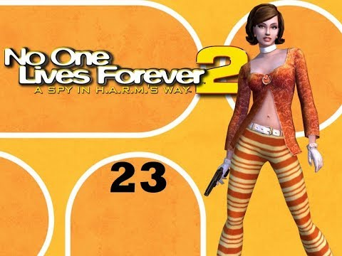 Let's Play No One Lives Forever 2 Chapter 15: Preemptive Strike