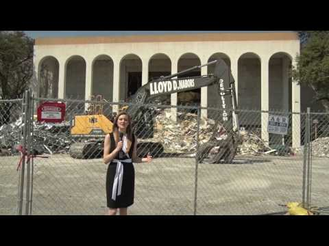 Valley View Mall Demolition