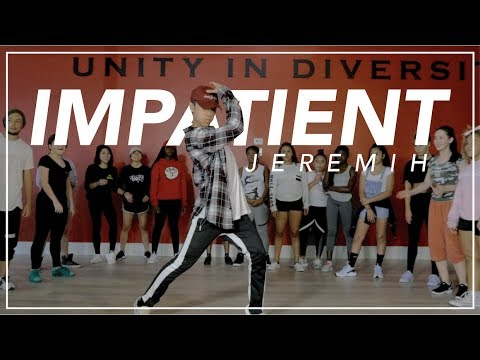 """""""Impatient"""" by Jeremih 