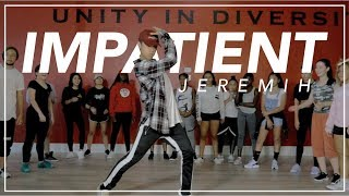 """Impatient"" by Jeremih 