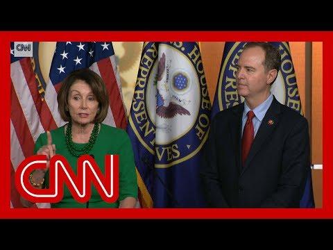 CNN: Pelosi and Schiff give update on impeachment inquiry