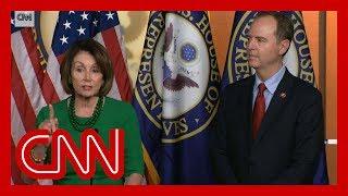 Pelosi and Schiff give update on impeachment inquiry