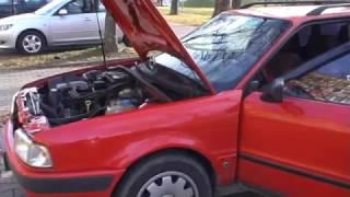 Audi 80 b4  Не включаются фонари заднего хода  Ауди 80 б4