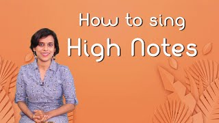 How to sing high notes easily? | VoxGuru ft. Pratibha Sarathy
