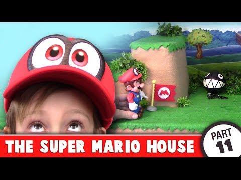The Super Mario House - Part 11