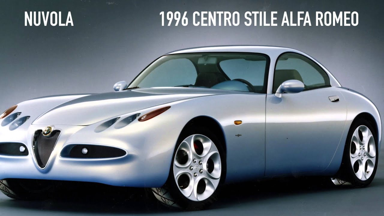 Alfa Romeo Concept Car >> Alfa Romeo Concept Cars