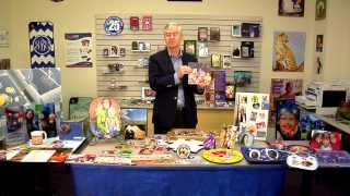 Intro to Sublimation Substrates: Products you can sell! -