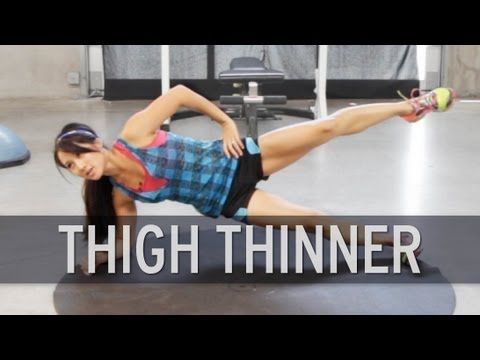 Thigh Exercises For Losing Fat