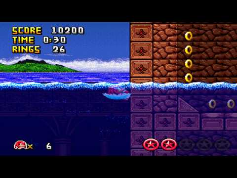 Sonic Worlds Level Collab - Amazing Ocean Zone