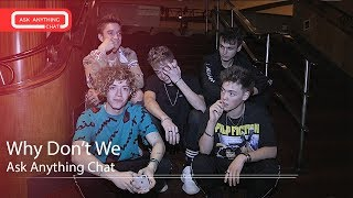 Download Did Why Don't We Change Their Names? Mp3 and Videos