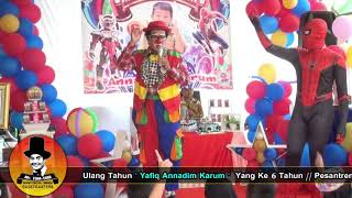 Badut Tom - Tom Pemalang di Copol Pemalang Yafiq Annadim Karim