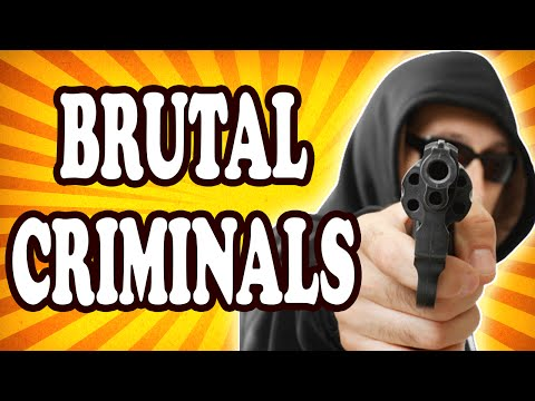 Top 10 Bizarre and Brutal Criminals Cases — TopTenzNet