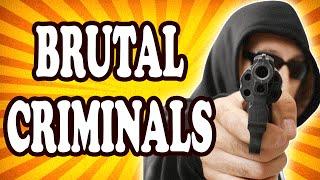 Top 10 Bizarre and Brutal Criminals Cases — TopTenzNet