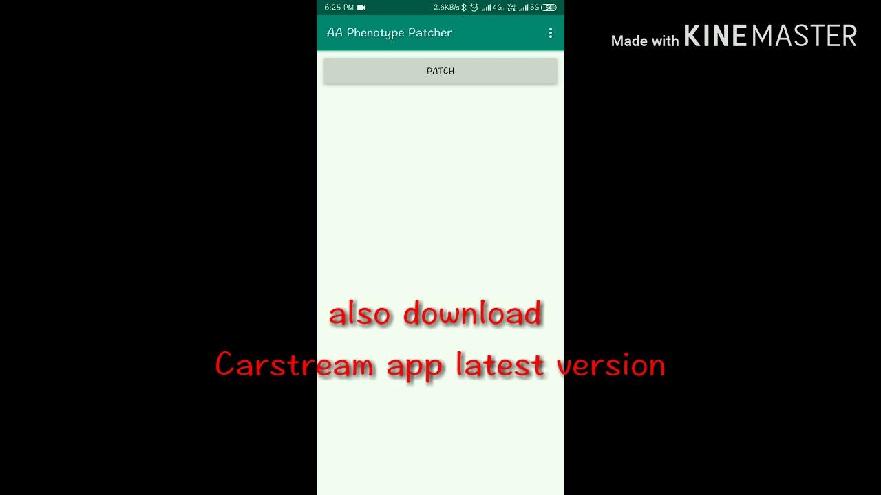 CarStream Bookmarks update v1 7 by Kiran Kumar