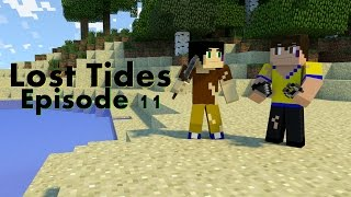 Lost Tides (A Minecraft Movie) Part 11