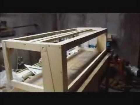 & DIY Aquarium Canopy - YouTube