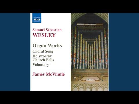3 Pieces for a Chamber Organ, Book II: No. 3. Andante in E-Flat Major