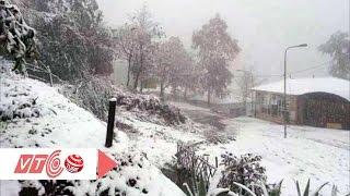 Thước phim về mưa tuyết kỷ lục ở miền Bắc | VTC