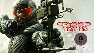 Crysis 3 - Test Ps3