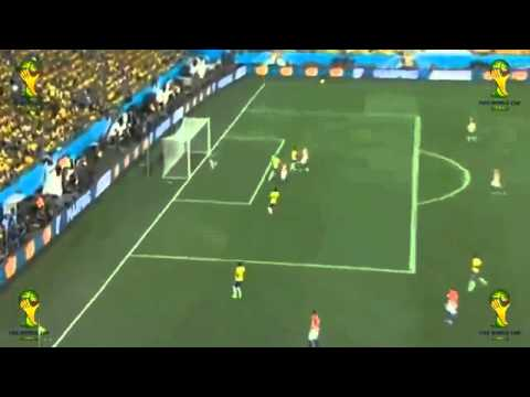 Marcelo OwnGoal ~ Brazil vs Croatia 0 1 12-06-2014 BRAZIL  2014 World Cup