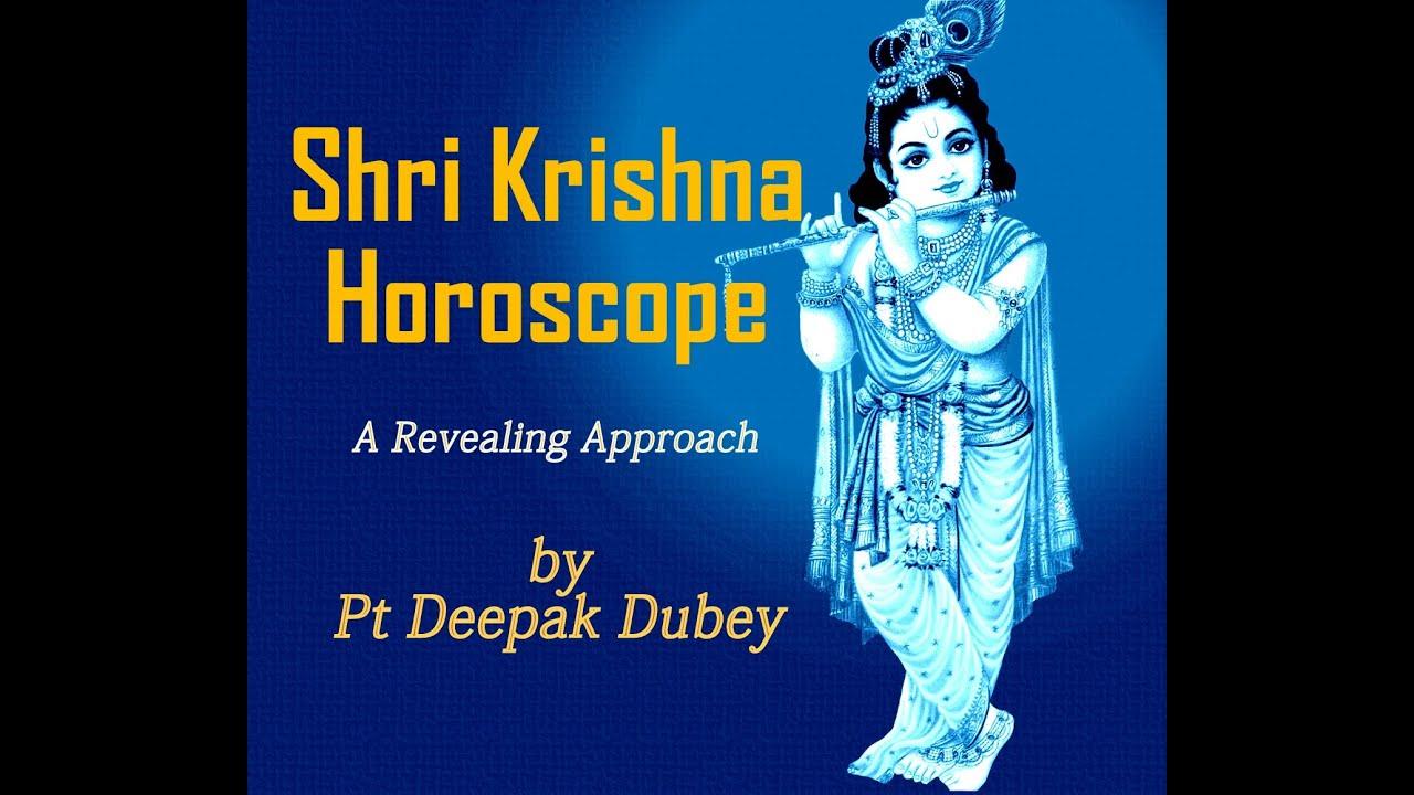 Shri Krishna Horoscope : A revealing approach by Vedic Guru Pt Deepak Dubey