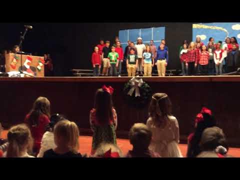 A Peter Pan Christmas, Community Montessori School 2017 Christmas Program