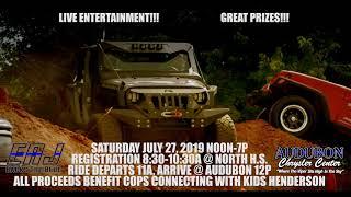 Audubon Chrysler - Jeep Rally Promo 2019