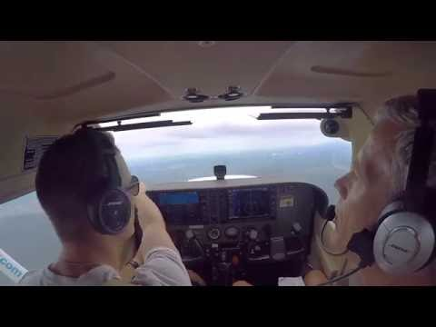 """Flying to Naples: """"You're on Guard dude!"""" - Pilot VLOG #3"""