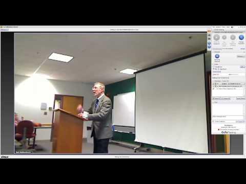 Faculty Presentation S Liss 9202014