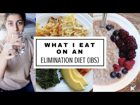 What I Eat in a Day for IBS + Bloating | Elimination Diets 101