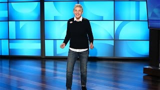 Ellen Discusses Odd Shopping Habits