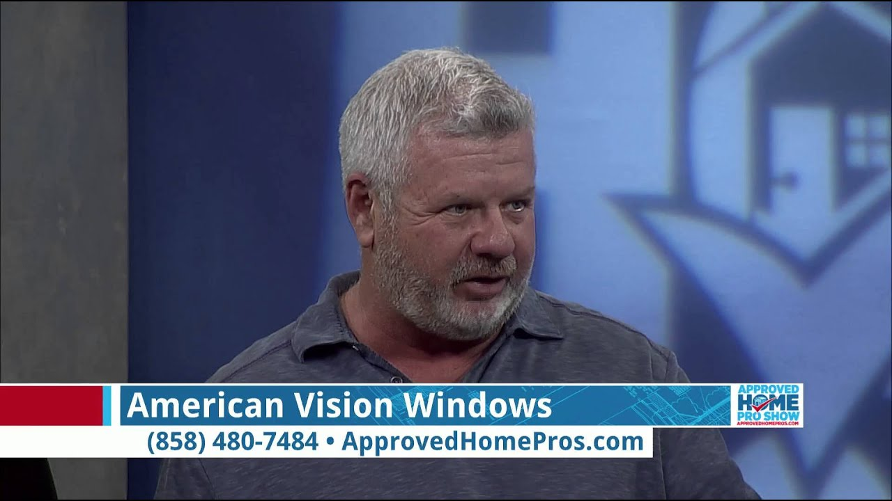 Download History of American Vision Windows  on The Approved Home Pros Show