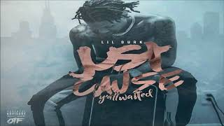Gambar cover Lil Durk - 1 (773) Vulture (Just Cause Y'all Waited)
