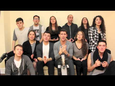 "BLACKOUT (NYC A Cappella) Presents ""If I Were A Boy"" by Beyonce"