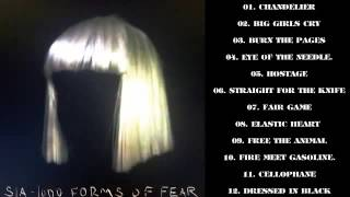 Sia - full 2014 album (Chandelier)